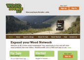 Wood Source BC is an online marketplace for buying and selling BC wood products.